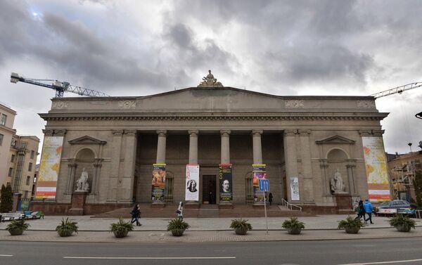 Нацыянальны мастацкі музей Рэспублікі Беларусь - Sputnik Беларусь