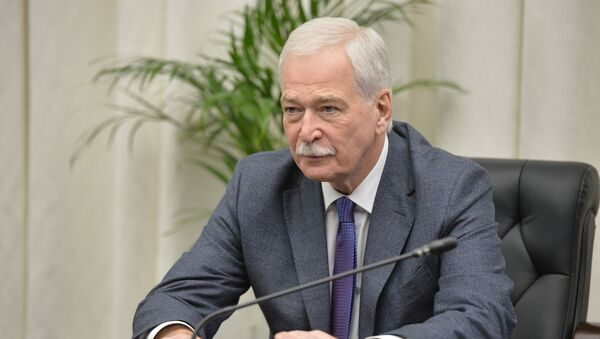 Борис Грызлов  - Sputnik Беларусь