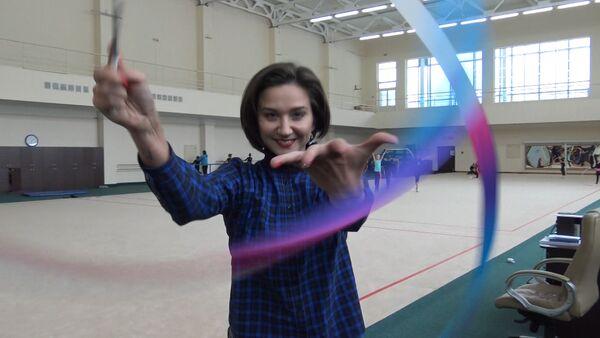 Медалістка летняй Алімпіяды-2012 удзельнічае ў Sputnik.Чытанні - Sputnik Беларусь