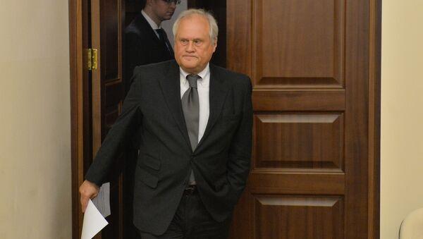 Представитель ОБСЕ в контактной группе Мартин Сайдик - Sputnik Беларусь