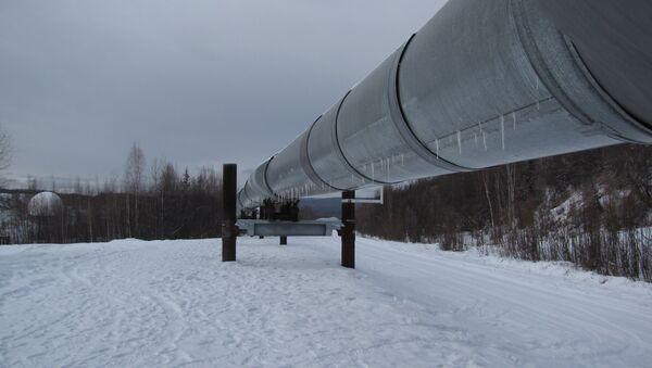 Нафтаправод, архіўнае фота - Sputnik Беларусь