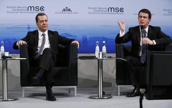 Премьер-министр РФ Д. Медведев принял участие в Мюнхенской конференции по безопасности - Sputnik Беларусь