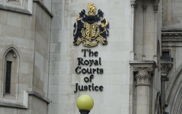 Здание Высокого суда в Лондоне - Sputnik Беларусь