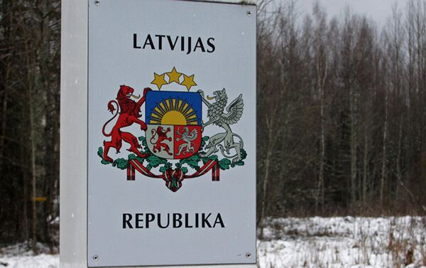 Граница Латвии - Sputnik Беларусь