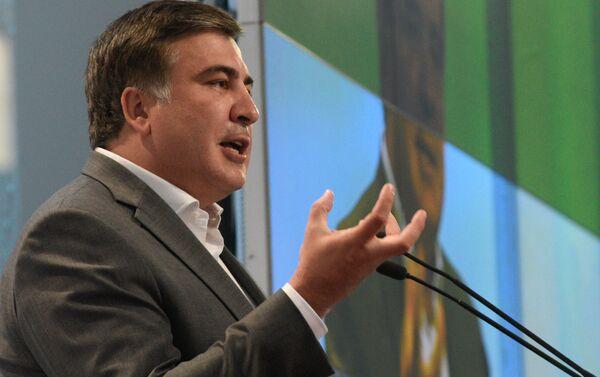 Губернатор Одесской области Михаил Саакашвили - Sputnik Беларусь
