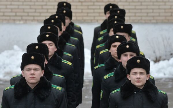 Кадэты - Sputnik Беларусь