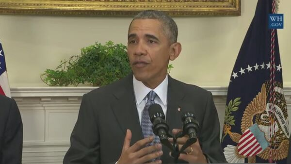 СПУТНИК_Обама объяснил, как тюрьма Гуантанамо вредит борьбе с терроризмом - Sputnik Беларусь
