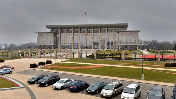 Дворец Независимости - Sputnik Беларусь