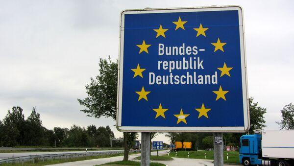 EU borders - Sputnik Беларусь