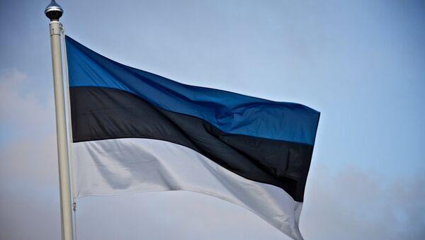 Сцяг Эстоніі - Sputnik Беларусь