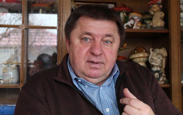 Фунготерапевт Виктор Чикуенок из Белоозерска - Sputnik Беларусь