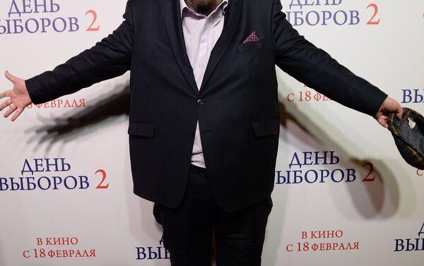 Спортивный комментатор, телеведущий Василий Уткин - Sputnik Беларусь