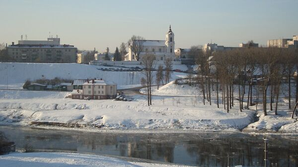 Город Гродно. Архивное фото - Sputnik Беларусь