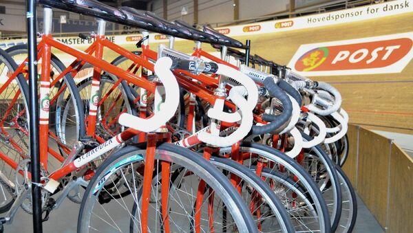 Велосипеды для велотрека - Sputnik Беларусь