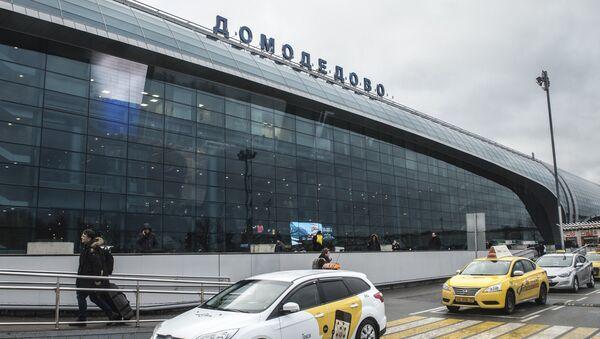 Международный аэропорт Домодедово - Sputnik Беларусь