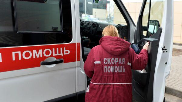 Врач скорой помощи - Sputnik Беларусь