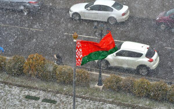 Белорусский флаг - Sputnik Беларусь