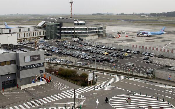 Аэрапорт у Брусэлі, архіўнае фота - Sputnik Беларусь