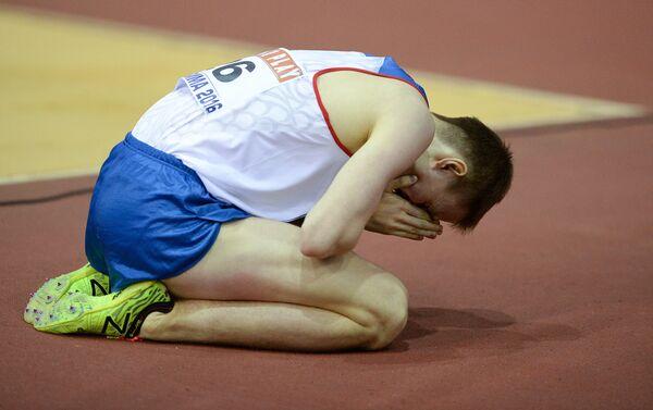 Российский легкоатлет Константин Холмогоров - Sputnik Беларусь