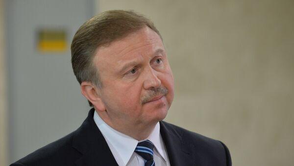 Прэм'ер-міністр Беларусі Андрэй Кабякоў - Sputnik Беларусь