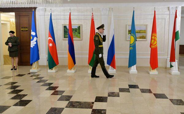 Перед началом Совета глав штабов - Sputnik Беларусь