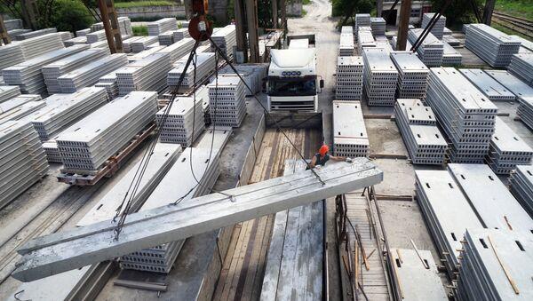 Завод железобетонных изделий - Sputnik Беларусь
