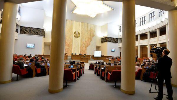 Овальный зал - Sputnik Беларусь