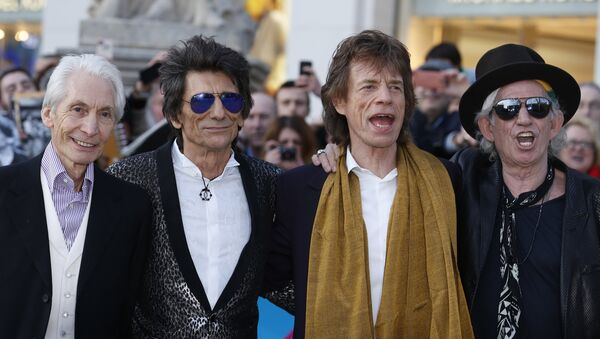 Рок-гурт The Rolling Stones - Sputnik Беларусь