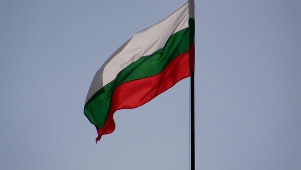 Флаг Болгарии. Архивное фото - Sputnik Беларусь