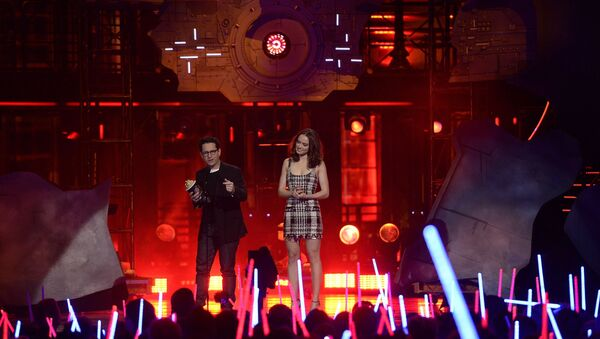 Рэжысёр Джэй Джэй Абрамс на MTV Movie Awards - Sputnik Беларусь