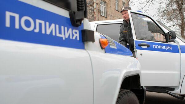 Супрацоўнік праваахоўчых органаў, архіўнае фота - Sputnik Беларусь