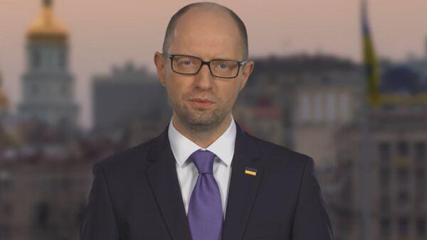 Спутник_Арсений Яценюк объяснил, чем продиктовано его решение об отставке - Sputnik Беларусь