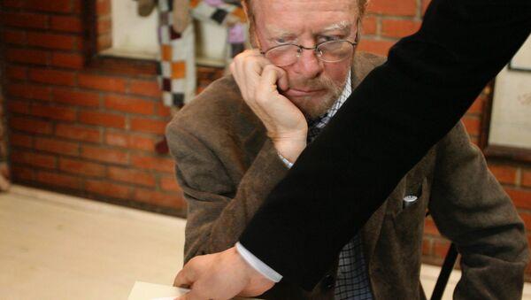Акцёр Альберт Філозаў, архіўнае фота - Sputnik Беларусь