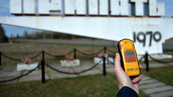 Археолаг знайшоў у Чарнобыльскай зоне самы радыеактыўны прадмет - Sputnik Беларусь