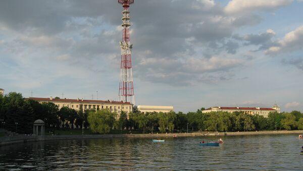 Телебашня Минска - Sputnik Беларусь