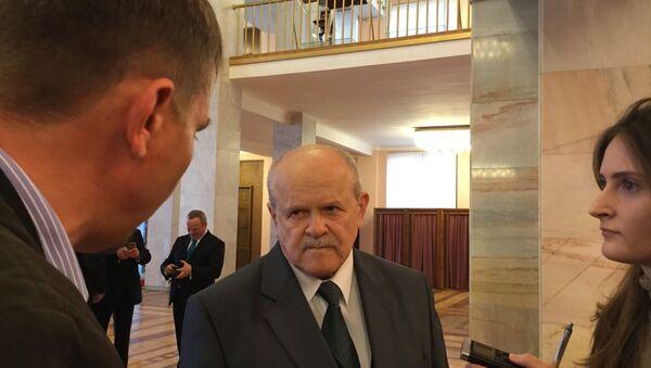 Старшыня Камітэта Дзяржкантроля Леанід Анфімаў - Sputnik Беларусь