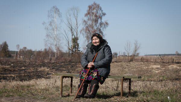 Пожилая женщина - Sputnik Беларусь