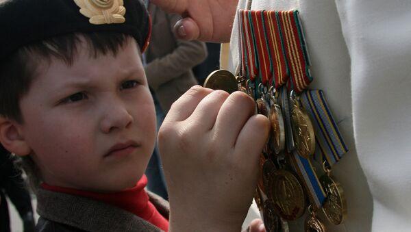 Празднование Дня Победы - Sputnik Беларусь