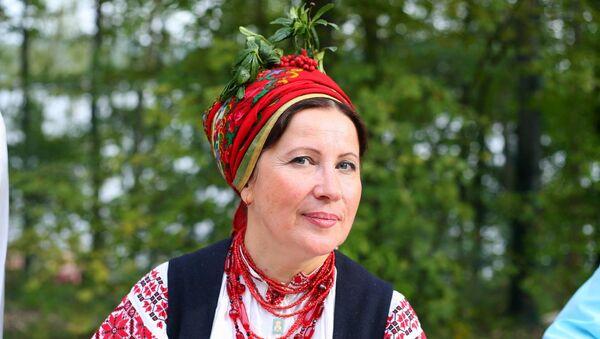 Этнограф Ларыса Мятлеўская - Sputnik Беларусь