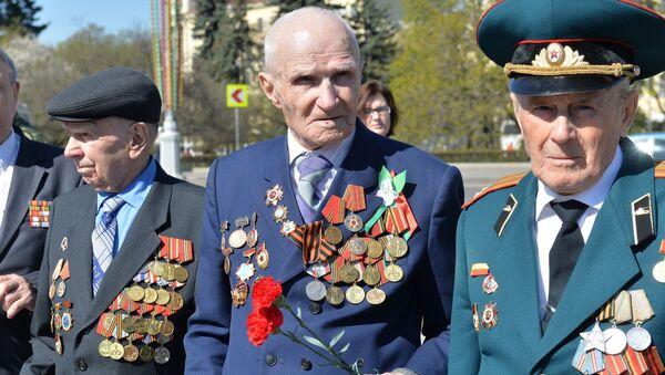 Ветэраны ВАВ - Sputnik Беларусь