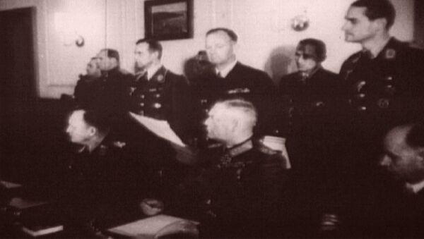 Спутник_Гитлеровская Германия капитулировала. Съемки 9 мая 1945 года - Sputnik Беларусь
