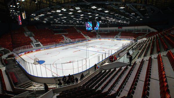 Палац спорту Юбілейны у Санкт-Пецярбургу - Sputnik Беларусь
