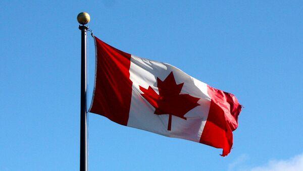 Флаг Канады - Sputnik Беларусь
