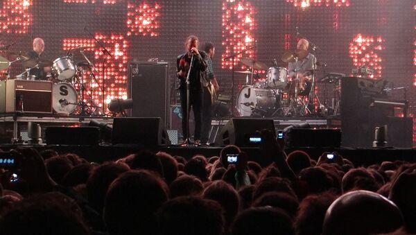 Концерт группы Radiohead. Архивное фото - Sputnik Беларусь