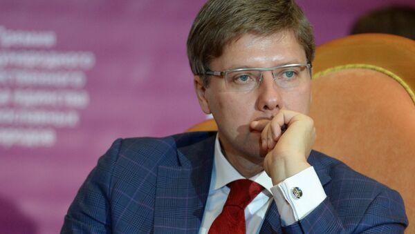 Мэр Рыгі Ніл Ушакоў - Sputnik Беларусь