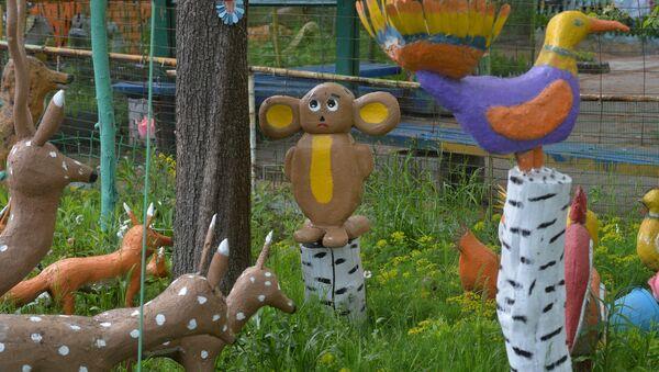 Я был когда-то странной игрушкой безымянной - Sputnik Беларусь
