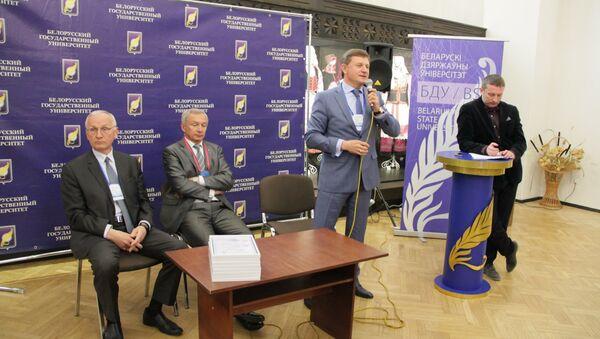 Министр образования Беларуси Михаил Журавков - Sputnik Беларусь