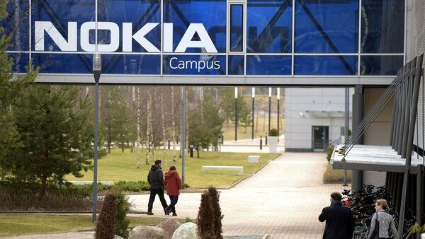 Кампус Nokia в Финляндии - Sputnik Беларусь