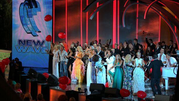 Міжнародны конкурс Новая хваля 2012 у Юрмале - Sputnik Беларусь