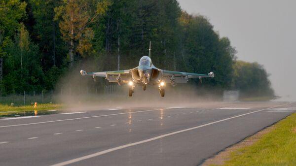 Лётна-тактычныя вучэнні ВПС і войскаў СПА - Sputnik Беларусь